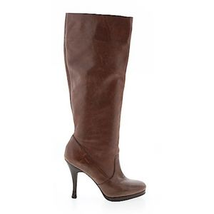 BCBGeneration Dishy Heeled Knee-High Boots